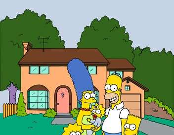 Les Simpson Maman de bar