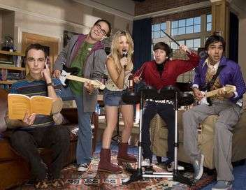 The Big Bang Theory La déviation Gothowitz
