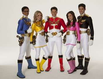 Power Rangers : Megaforce L'union fait la force