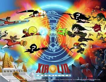 Xiaolin Chronicles : les chroniques Xiaolin La marque de l'esprit du dragon