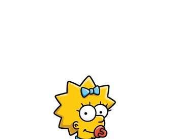 Les Simpson Une fille de clown