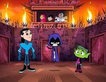 Teen Titans Go ! Les joies du feu de camp