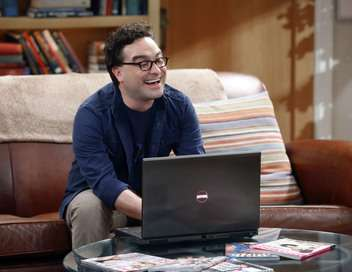 The Big Bang Theory Explosion en plein Wolowitz