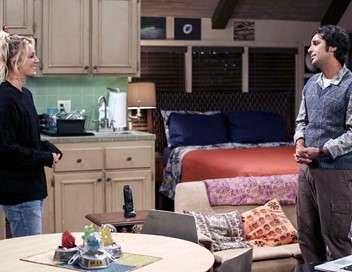The Big Bang Theory La comète de la discorde