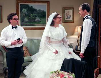 The Big Bang Theory Un mariage trop lent