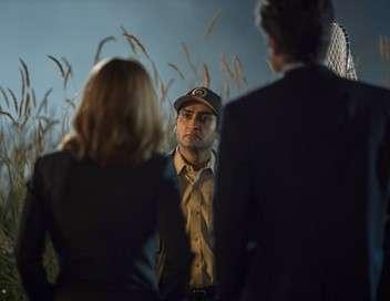 X-Files Rencontre d'un drôle de type