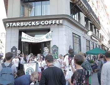 Starbucks sans filtre