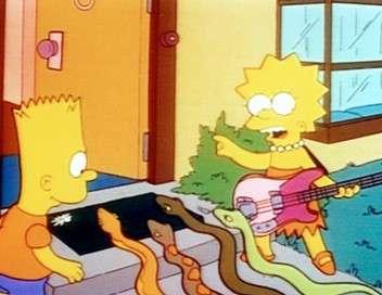 Les Simpson Un chien de ma chienne