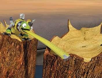 Dinotrux La chasse au minerai