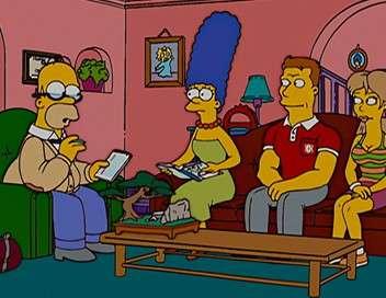 Les Simpson Les experts ami-ami