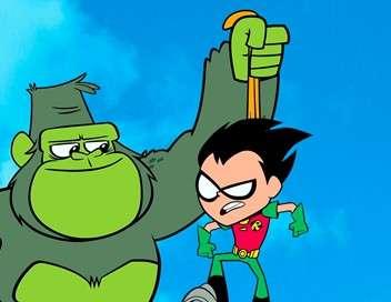 Teen Titans Go ! La grande lessive