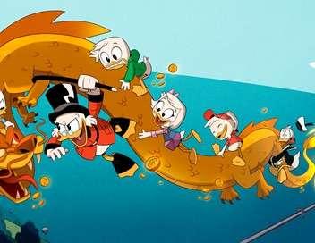 La bande à Picsou - Bienvenue à Canardville Pirates du ciel... dans le ciel !