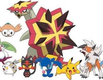 Pokémon : Soleil et Lune - Ultra-Aventures Les mille et une poses !
