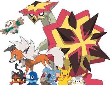 Pokémon Soleil Et Lune Ultra Aventures Saison 21