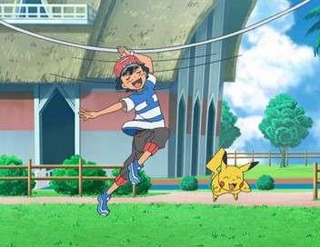 Pokémon : Soleil et Lune - Ultra-Aventures Une amitié tourbillonnante !