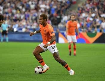 Belgique - Pays-Bas Match amical