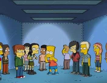 Les Simpson Les chemins de la gloire
