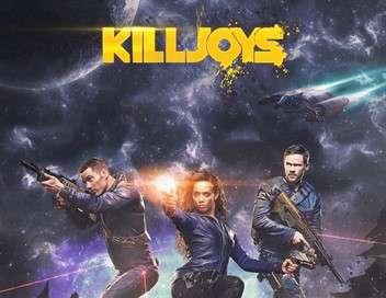 Killjoys Un contrat aride