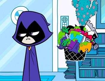 Teen Titans Go ! Un sandwich de légende