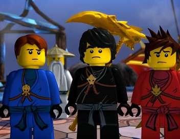 Ninjago : les fils de Garmadon Le masque de la tromperie