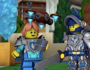 Nexo Knights, les chevaliers du futur Le livre de l'obession