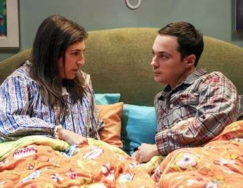 The Big Bang Theory Première cohabitation