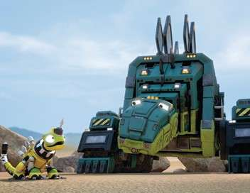 Dinotrux Apprenti ferrouilleur
