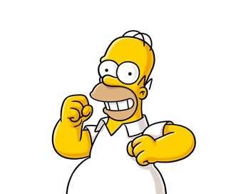 Les Simpson Frère et soeur ennemis