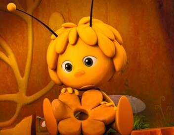 Maya l'abeille 3D Willy, roi des pucerons