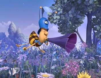 Maya l'abeille 3D Triple sots