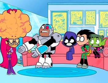Teen Titans Go ! Monsieur téle