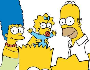 Les Simpson L'orange est le nouveau jaune