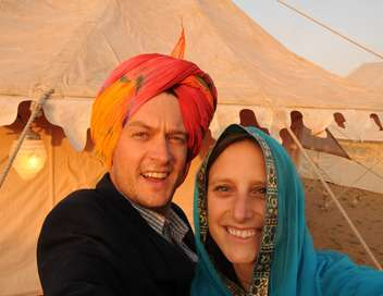 Just Married... au Maroc
