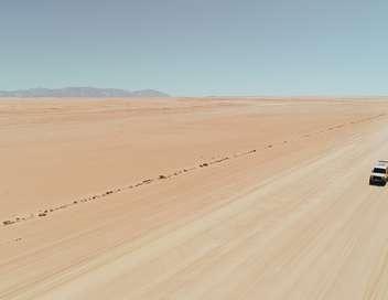 Reportages découverte Les Français du désert de Namibie