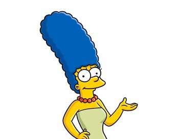 Les Simpson La mère d'Homer