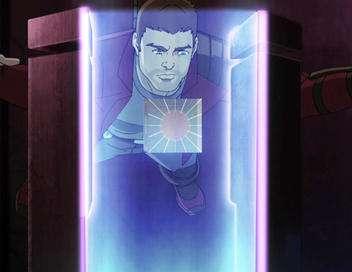 Les gardiens de la galaxie Les plantes maléfiques de Thanos
