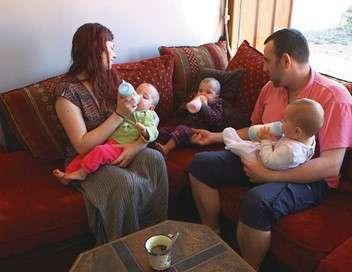 Jumeaux, triplés, quadruplés : mais comment font les parents ?