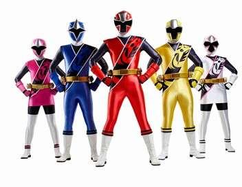 Power Rangers : Super Ninja Steel Toxique Saint-Valentin