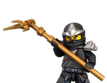 Ninjago : le tournoi des éléments Le couloir des anciens