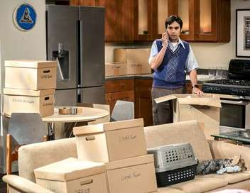The Big Bang Theory Un toit pour Rajesh