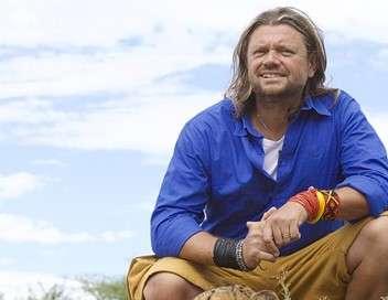 Richard Rasmussen et les animaux d'Afrique
