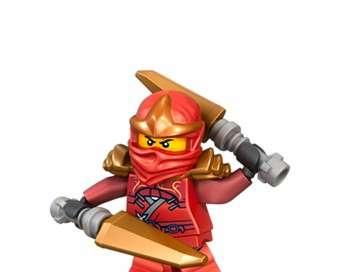 Ninjago : les fils de Garmadon Le terrible avènement