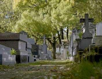 Éternel jardin, le cimetière du Père-Lachaise