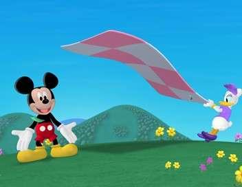 La maison de Mickey Donald, le prince canard