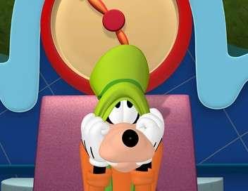 La maison de Mickey Le spectacle de fleurs de Minnie et Daisy