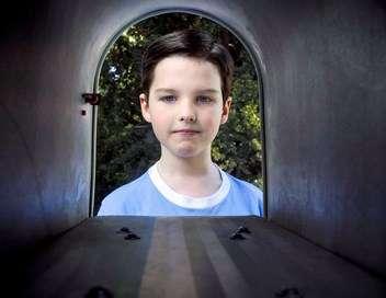 Young Sheldon Un écusson, un modem et un antiulcéreux