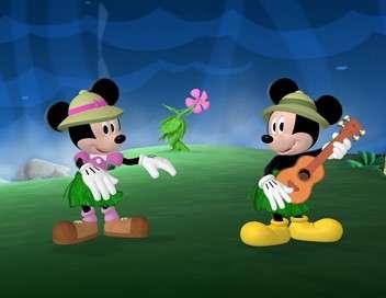 La maison de Mickey Joyeux anniversaire Tourniquet