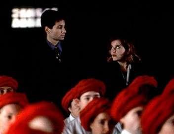 X-Files Le musée rouge