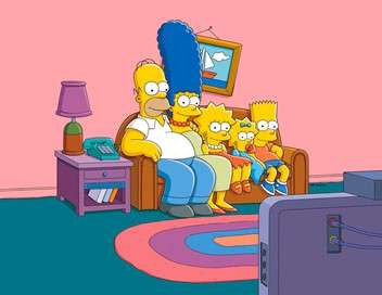 Les Simpson Simpson Horror Show XXV