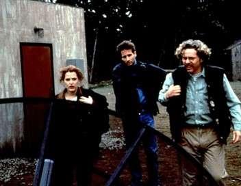 X-Files Intra-terrestres